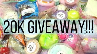20K GIVEAWAY!!! || PHILIPPINES (CLOSED)