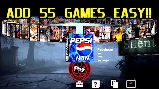How to ADD 55 games to your PlayStation Classic SUPER EASY NOW