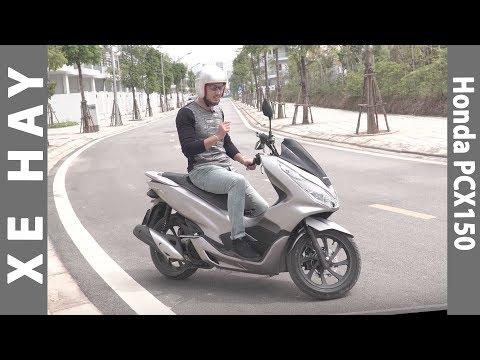 nhận xét xe Honda PCX150 đời 2018 giá 70 triệu đồng  XEHAY.VN 