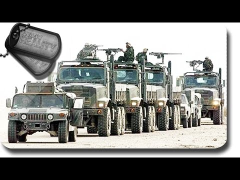 Project Reality v1.21 ► USMC Convoy (Scenario Sundays)