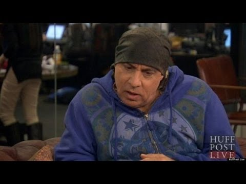 Stevie Van Zandt Remembers James Gandolfini