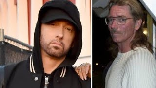 Eminem's father died of heart attack at age of 67
