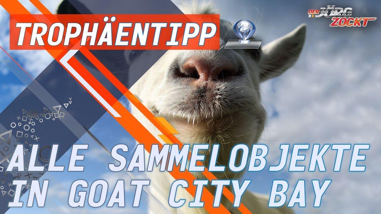 Goat Simulator Alle Ziegen