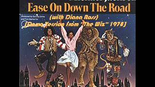 Michael Jackson - Ease On Down the Road (with Diana Ross) [Demo Version 1978]