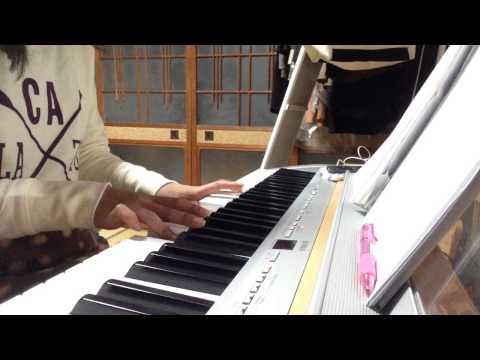 チェコノーリパブリックのmelodyをピアノで弾いてみた。