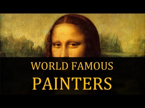 World Famous Painters