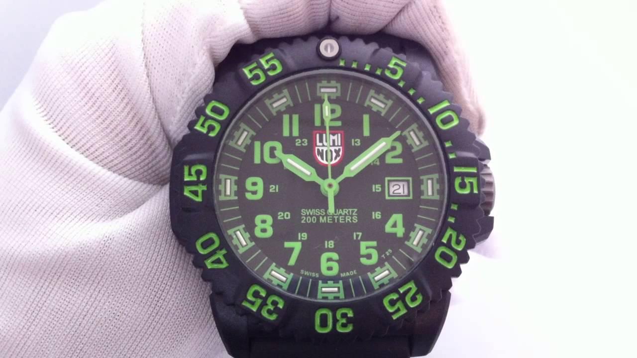 Men S Luminox Evo Navy Seal Colormark Series Watches 3067