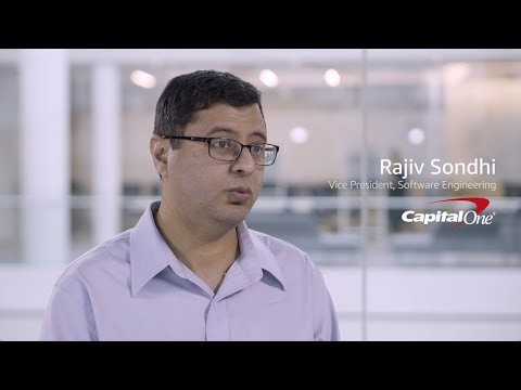 Capital One Contact Centers Innovate Faster Using Amazon Connect