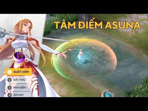Tâm điểm trang phục Asuna Tia chớp | Sword Art Online - Garena Liên Quân Mobile