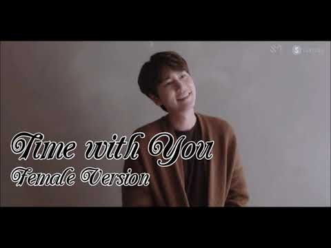 Kyuhyun - Time With You [Female Version]