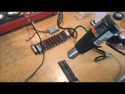 EP 24 - Building a 2P10S Lithium Ion Battery Pack