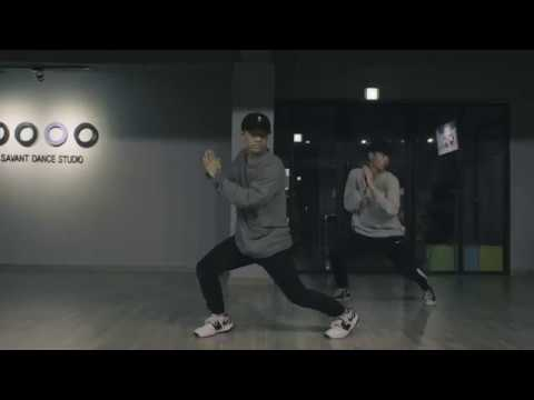 Frozen  Sabrina Claudio  Choreography  Seonghun Shin  Savant Dance Studio