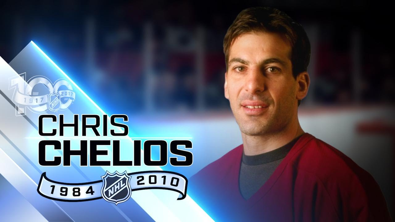 Chris Chelios Was Fierce Defender In 26 Season Career