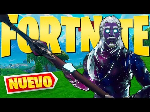 CONSIGO la SKIN GALAXY con SU PACK SORPRESA | SKIN EXCLUSIVA FORTNITE