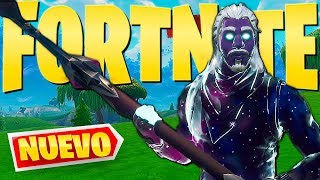 I GET THE SKIN GALAXY WITH YOUR SURPRISE PACK EXCLUSIVE SKIN FORTNITE