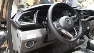 Volkswagen California T6.1 2020 Обзор модельного ряда