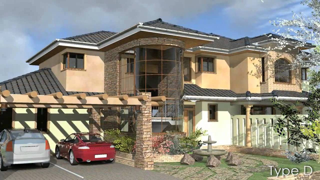 building plans kenya - migaa residential scheme designs - youtube