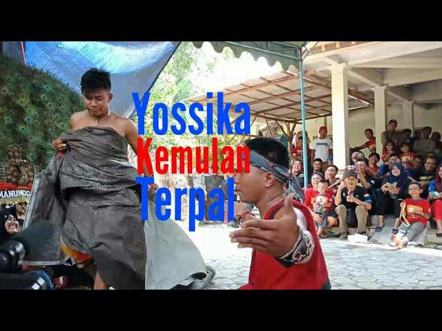 YOSSIKA dan YUSUF lucu pol Reog Ponorogo Singo Manunggal Budoyo live Siman