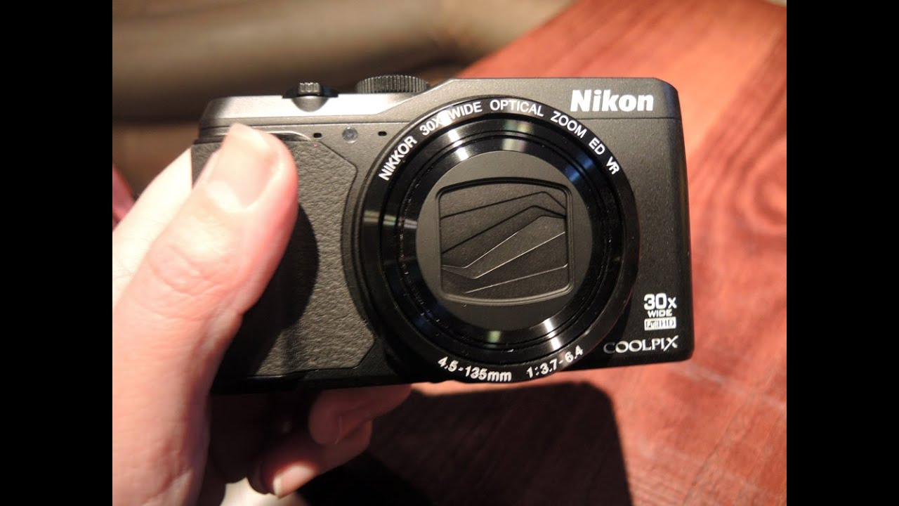 Nikon S9900 Reviews || Ultra-Zoom with Wi-Fi and GPS £ 279