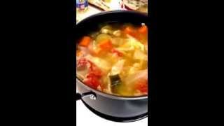 Chicken Vegetable (caldo) Soup