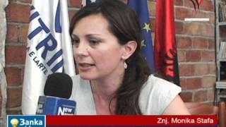Gambar cover Intervistë me Znj. Monika Stafa