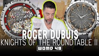 Roger Dubuis is known for his incredibly intricate timepieces which...