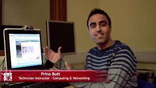 Computing and Networking degrees at Southampton Solent University