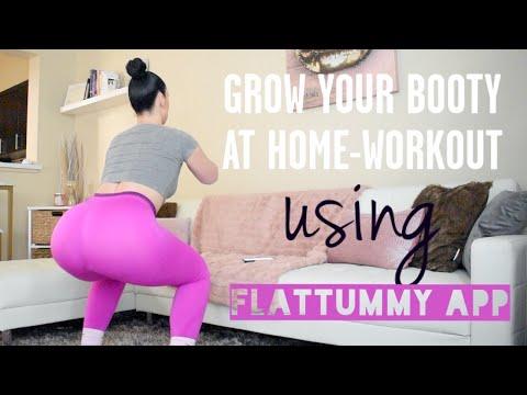 at-home-butt-workout-for-beginners-|-flattummy-app