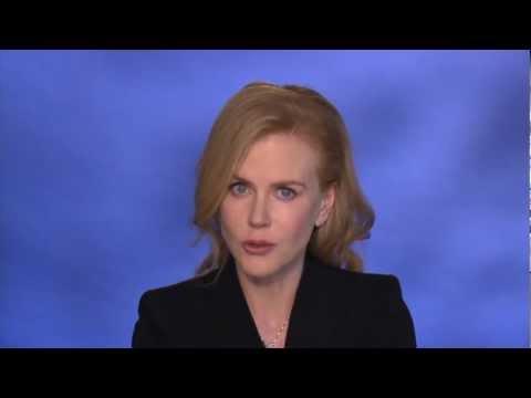UN Women Goodwill Ambassador Nicole Kidman - United Nations Trust Fund