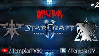 Starcraft 2 Wings of liberty кампания #2 [эксперт]