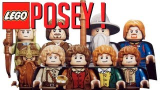 ► LEGO Seigneur des Anneaux EN MODE POSEY !◄ by CoopGameplays
