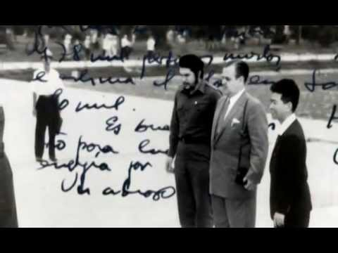 Che Guevara Farewell tape to his wife (english subs)