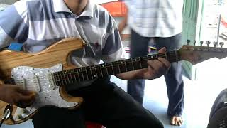 Tự học ghita cổ | Văn thiên tường dây đào (đàn nhanh)-Chữ đàn tham khảo | Tấn Thành Bàu Năng