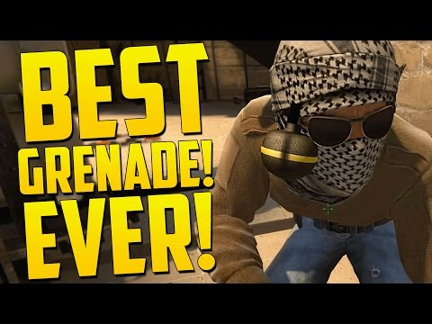 BEST GRENADE TACTIC EVER!! - CS GO Funny Moments in Competitive