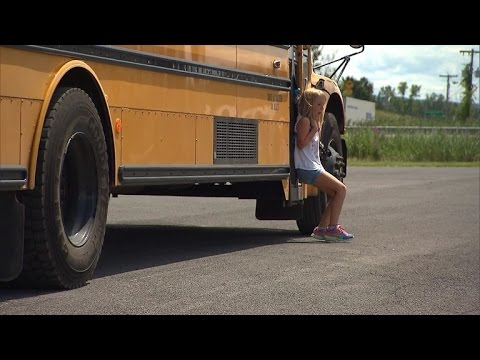 6-Year-Old Girl Has Pants Shredded After School Bus Drags Her Almost a Mile