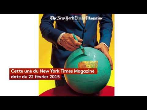 Fact Checking : une ancienne une du New York Times Magazine détournée