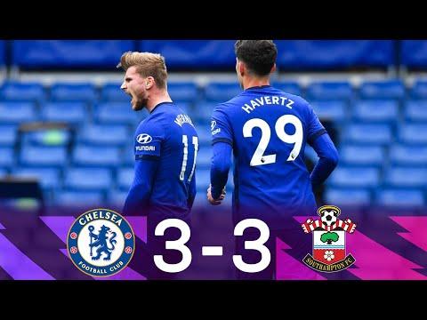 Челси 3-3 Саутгемптон
