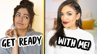 GET READY WITH ME: Fall Night Out! 2017 Video