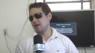Sala de videomonitoramento do SAAE garanti segurança ao patrimônio dos Limoeirense