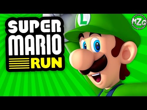 Luigi Unlocked! World 4 Completed! - Super Mario Run Android Gameplay - Episode 5