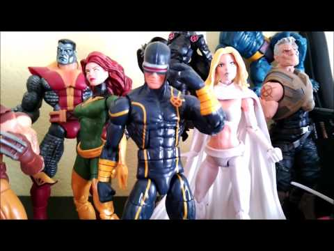 Marvel Legends Collection - Superheroes Army xD