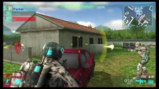 Ghost Recon Predator (PS Vita) part #3 | No Commentary