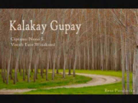 Kawih Degung Kalakay Gupay