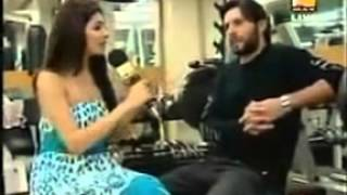 vuclip Vulgar Interview of Indian Anchor With Shahid Afridi
