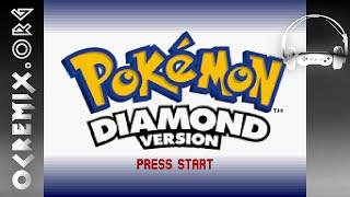 OC ReMix #2192: Pokémon Diamond Version