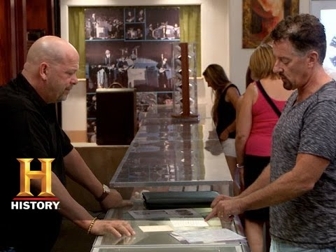 Pawn Stars: Love Letter from Judy Garland to Frank Sinatra | History
