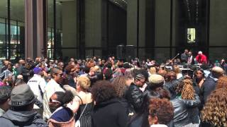 House DJs at Daley Plaza, Chicago