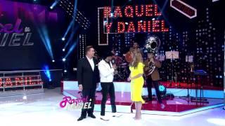 Rafa Mercadante se presenta en #RaquelYDaniel