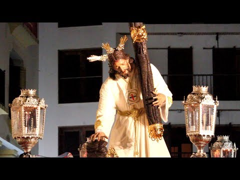 Carrera Oficial de las Tres Caídas Semana Santa Algeciras 2019 Jueves Santo