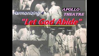 The Harmonizing Four / Let God Abide